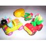 Miniaturas De Kellogg´s Dos Vehiculos Y Un Anillo Chasco