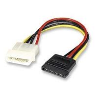 Adaptador Molex A Sata Power Cable De Energia Molex A Sata
