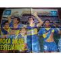 Boca Poster De 1991 De El Grafico Contra River