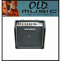 Amplificador Equipo P/guitarra Wenstone Ge-200 20w