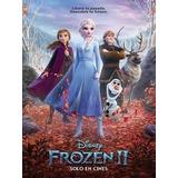 Frozen 2 Entradas 3d Xd Castellano 2x1 Temperley 22.30 Hs