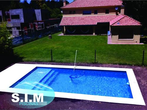 Construccion piscinas piletas de hormigon otros a en for Construccion de piscinas argentina