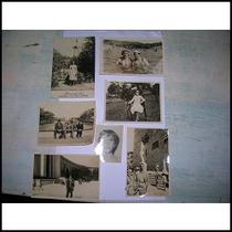 Fotografias Antiguas Lote De 7