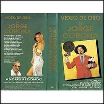 Jorge Corona//video De Oro//vhs