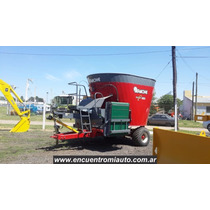 Mixer Apache 630 Vertical 12 M3 Nuevo Financio 70% Mcj1