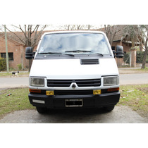 Renault Trafic /mod 92 /furgon 1.4 Con Gnc