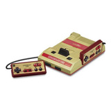 Consola Level Up Retroplay Box Dorada Y Roja