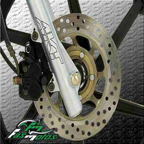 Kit Freno A Disco Completo Para Yamaha-honda Fas Motos!!