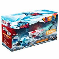 Pista De Autos De Hielo Frozen Impact Xpert Pack Original Tv