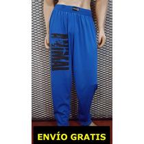 Pantalon Baggie Entrenamiento Animal Azul Envio Gratis
