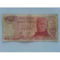 Billete De Cien Pesos
