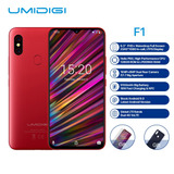( Ue Umidigi ) Umidigi F1 Móvil Teléfono Android 9.0 6.3inch