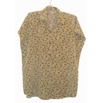 Camisa Camisola De Mujer Vintage Talle L