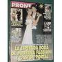 Revista Pronto 346 Soledad Silveyra Cristian Castro Fabbiani