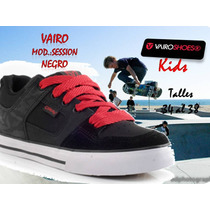 Zapatillas Vairo Mod Session Kids