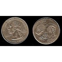 Moneda De Quarto De Dolar Conmemorativa Usa Año 2000