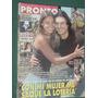 Revista Pronto 452 Araceli Gonzalez Betty Thalia Pamel David
