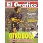 El Gráfico 3929 D- Chino Fernandez/gato Romero-golf/ Asad