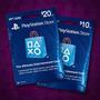 Combo Psn U$30 Digital Usa | Entrega Inmediata - G24