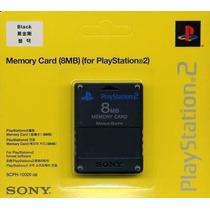 Memory Card Sony Ps2 8 Mb