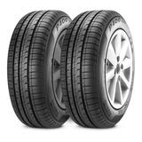 Kit X2 Nematicos Pirelli 175/70/13 P400 Evo Neumen C/coloc