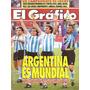 El Gráfico 3872 B-fixture Mundial Usa 94/ Leonardo Rodriguez