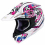 Casco Motocross Cross Scorpion Exo Vx 34 Air Go En Fas Motos