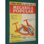 Revista Mecanica Popular Oct/61 Proyeccion Coches Para 1962