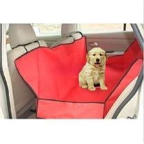 Funda Mascota Perro Auto Cubre Butaca Asiento La De La Tv