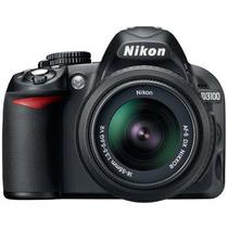 Camara Digitales Reflex Nikon D3100 / D 3100 +lente 18.55mm