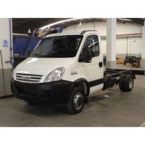 Iveco Daily 35c14 Chasis , Financiacion Sin Interes.