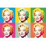 Super Poster De Marilyn Monroe - Visions Of Marilyn
