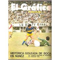 El Gráfico 2736 E- Daniel Favre Gano En Comodoro Rivadavia