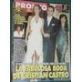 Revista Pronto 345 Shakira Grudke Cristian Castro Caty Fulop