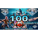 100 Diamantes Free Fire Y Premios Diamantes Mas