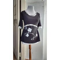 Remeras/blusas Diseño P/lactancia-futura Mama - Embarazadas!