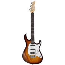 Cort G250 Guitarra Electrica Microfonos Fat Palanca