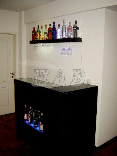 Barra bar desayunador multiuso para eventos otros a ars for Modelos de barras de bar