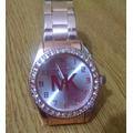 Reloj De Mujer C/strass Mk