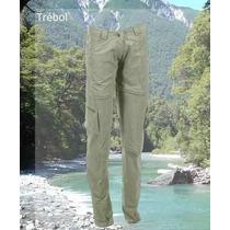 Pantalon Explora P/mujer Doble Desmontable (short-capri)