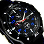 Reloj Tipo Militar De Aviacion Army Negro Miralo!!!!!