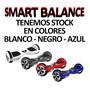 Skate Electrico Smart Balance Wheel Scooter Hoverboard Nuevo