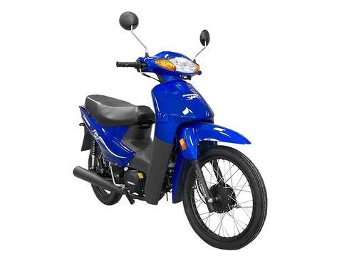 Guerrero Trip 110 0km Ap Motos 2020 Zb Blitz Smash Rappi