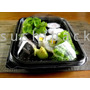 Bandeja Plastica Descartable.ideal Sushi Y Afines.18/25 Pzas