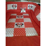 Acolchado+3 Chichonera+sabanas Personalizadas+almohadon