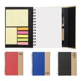 Cuadernos Personalizados Con Espiral Libreta Anotador X10
