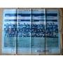 Poster Boca Juniors Año 1971 Medidas 74 X 58 Dorso Historia