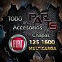 Frente Inferior (1600) Fiat 125-1600-multi Y Mas...