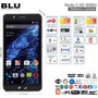 Blu Studio 5.0c Hd Camara Con Flash Trasero Y Frontal