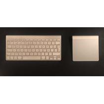 Apple Magic Keyboard Y Magic Trackpad